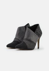 Menbur - High heeled ankle boots - black - 2