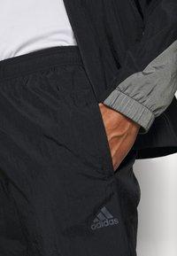adidas Performance - METALLIC SET - Träningsset - black - 7