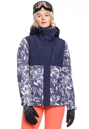 ERJTJ - Snowboardjas - dark blue