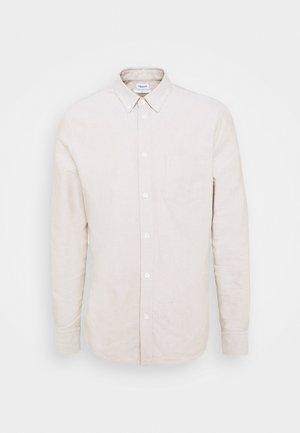 LEWIS OXFORD SHIRT - Camicia - khaki lime