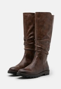 Marco Tozzi - BOOTS - Boots - chestnut antic - 2