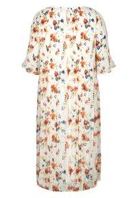Zizzi - Korte jurk - white - 4