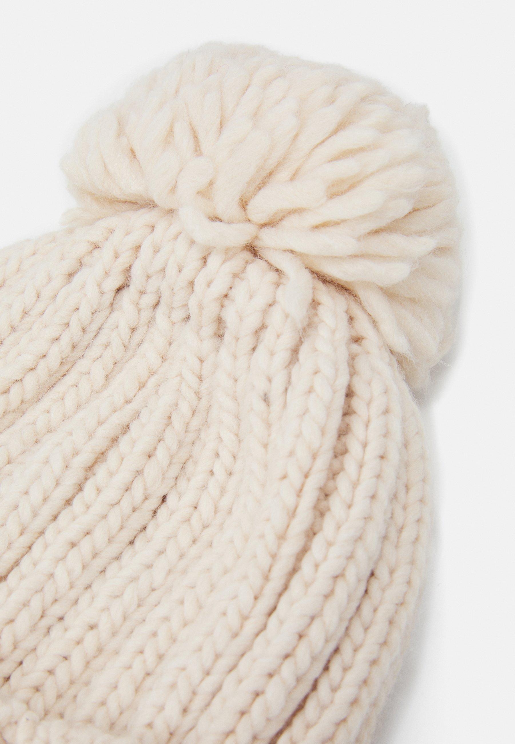 Napapijri Semiury - Mütze Whitecap Gray/offwhite