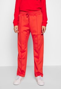 Lacoste - HF5430-00 - Tracksuit bottoms - red - 0