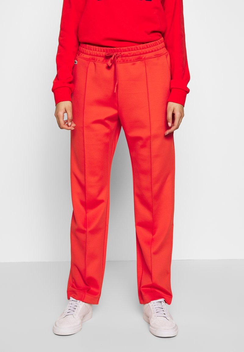 Lacoste - HF5430-00 - Tracksuit bottoms - red