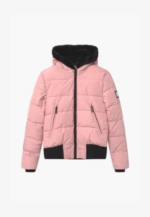 SUSTAINABLE BASIC SHINY GIRLS - Snowboard jacket - light pink