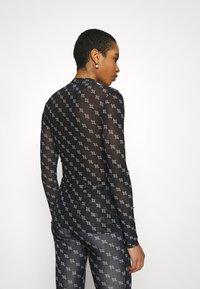 Cras - TOBYCRAS - Bluzka z długim rękawem - mono mono - 2