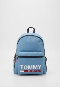 Tommy Jeans - TJM CAMPUS  BACKPACK GRAPHIC - Rucksack - blue - 0