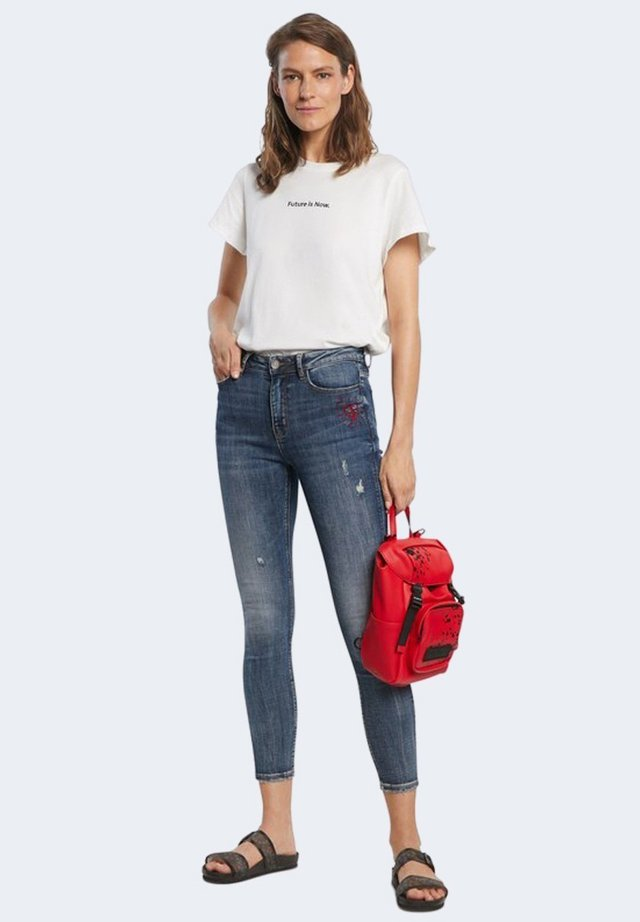 Jeans Skinny Fit - light denim