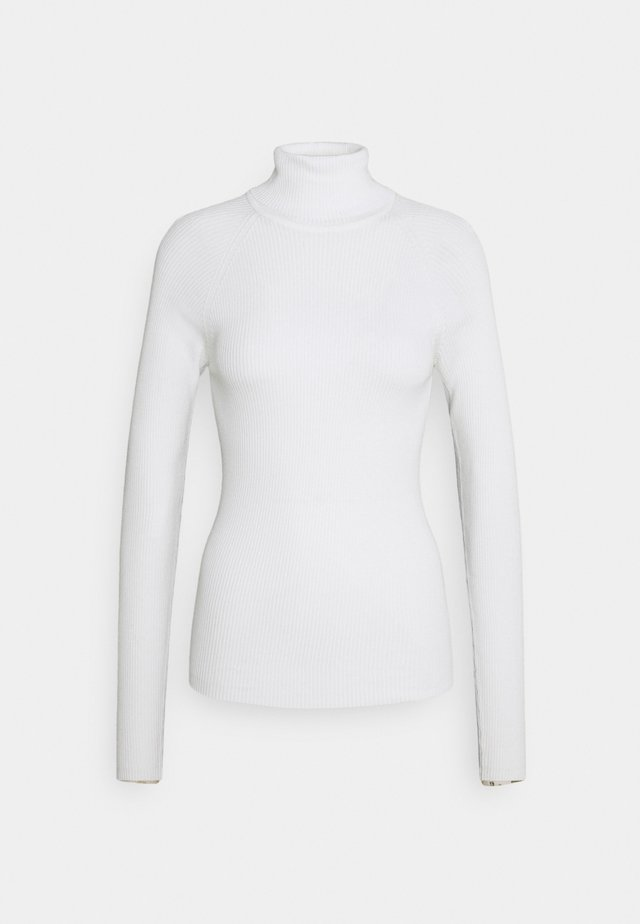 SIGRID - Strickpullover - offwhite