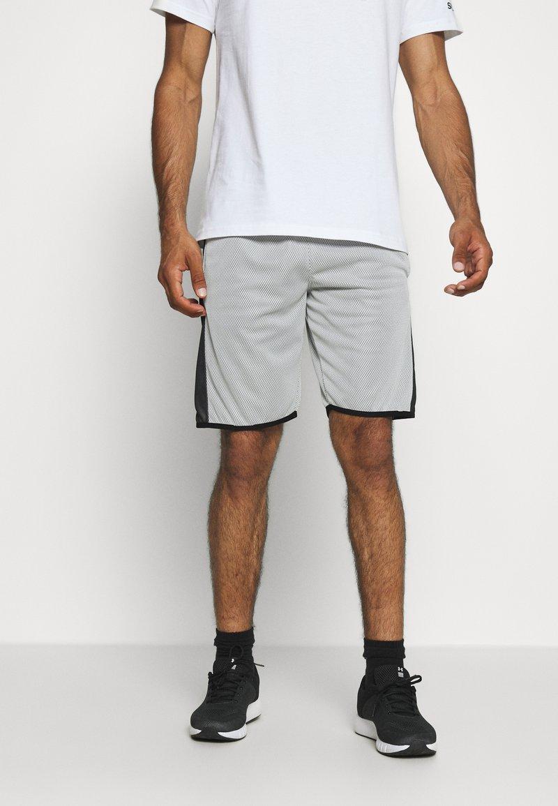 Smilodox - SHORTS HERREN - Sports shorts - grau