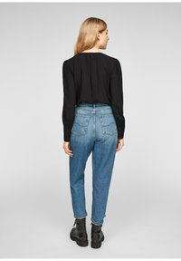 QS by s.Oliver - Blouse - black - 2