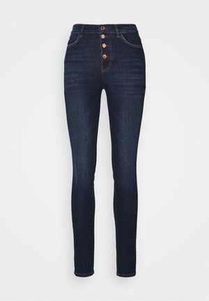 EXPOSED BUTTON - Jeans Skinny Fit - another wash