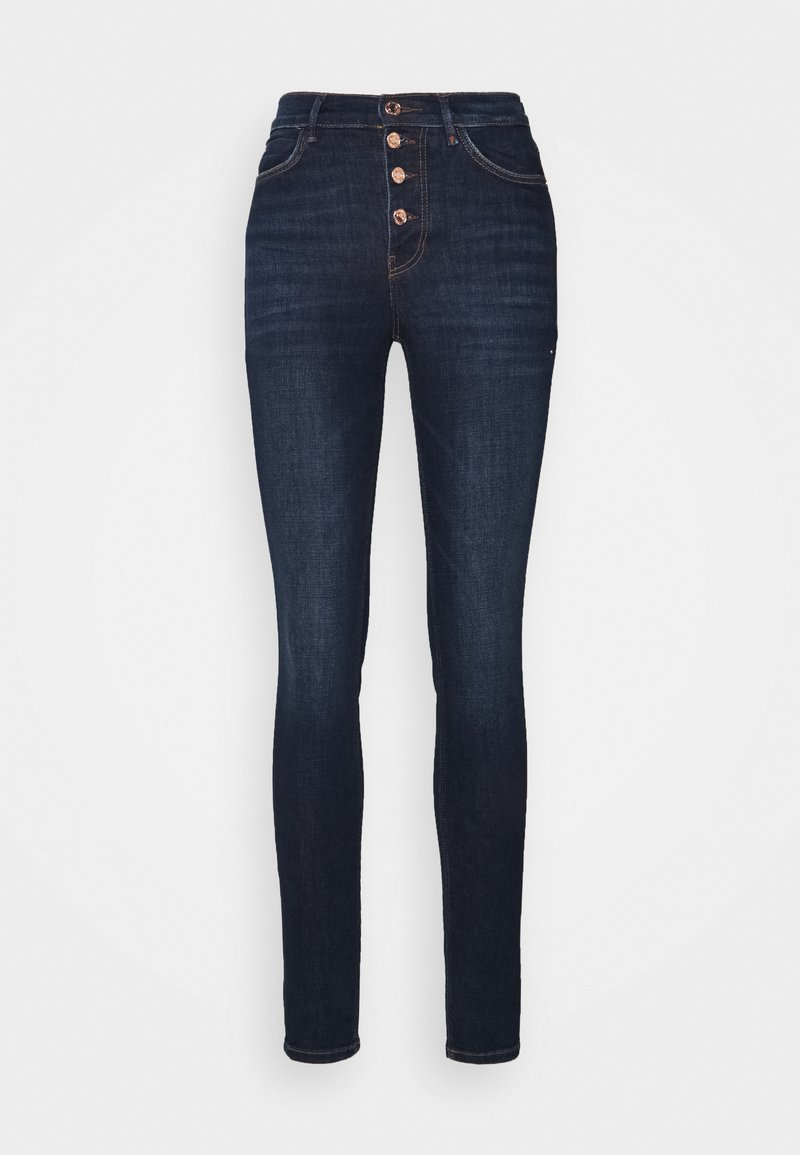 Guess - EXPOSED BUTTON - Jeans Skinny Fit - another wash