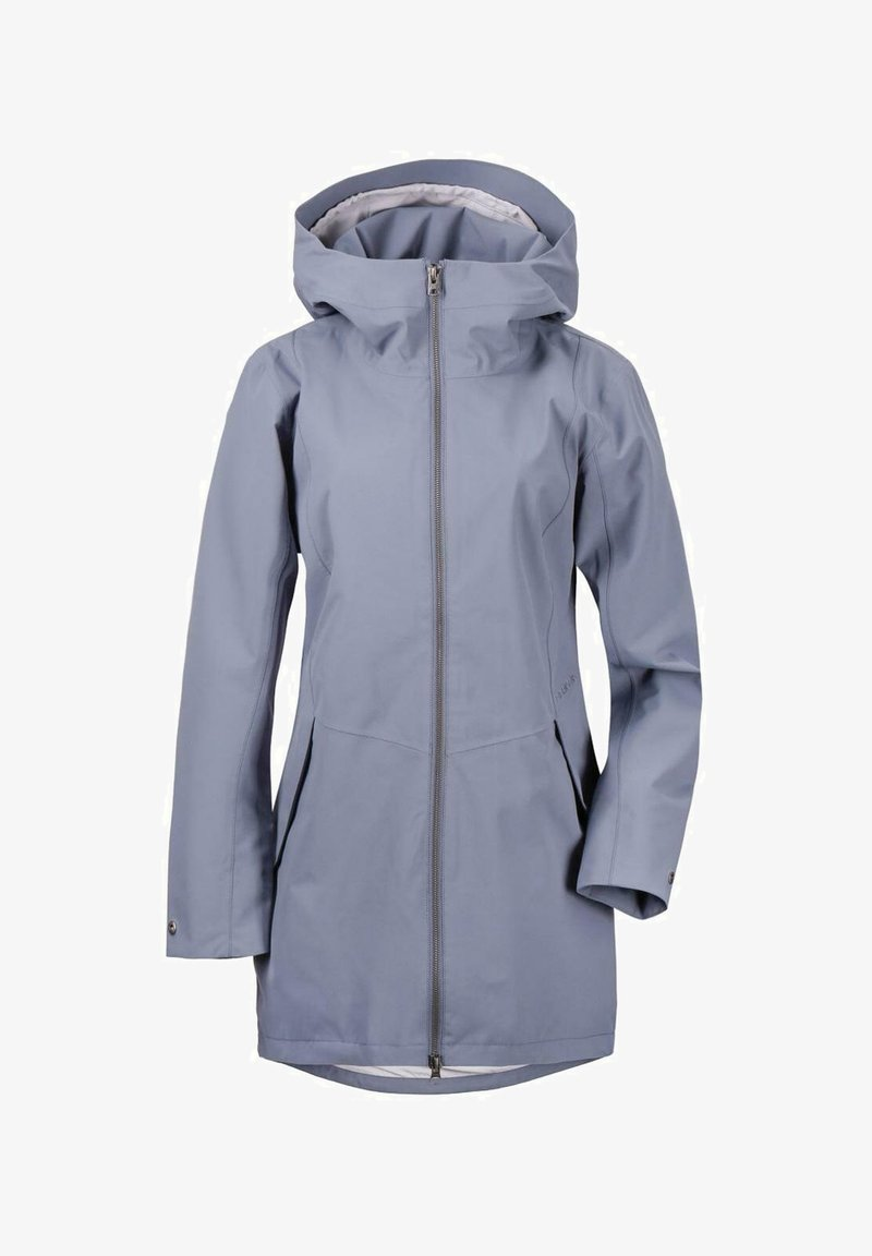 Didriksons - FOLKA - Outdoor jacket - blue-grey