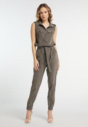 Jumpsuit - dark gray