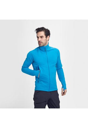 ACONCAGUA  - Fleece jacket - gentian
