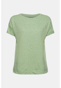 Esprit - PER COO CLOUDY - Basic T-shirt - leaf green - 6
