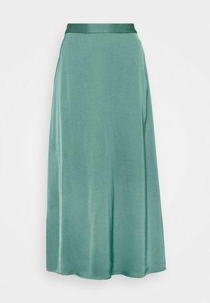 Maxi skirt - dark turquoise
