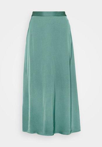 Maxiskjørt - dark turquoise