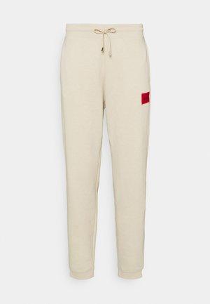 DICHIBI REDLABEL - Pantaloni sportivi - light beige