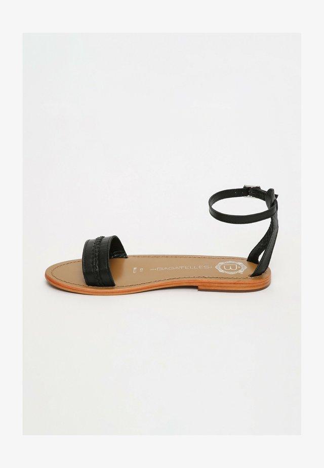 PASAS  - Sandals - black