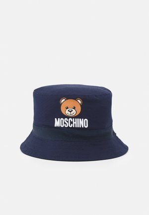 HAT WITH GIFT BOX UNISEX - Klobouk - blue navy