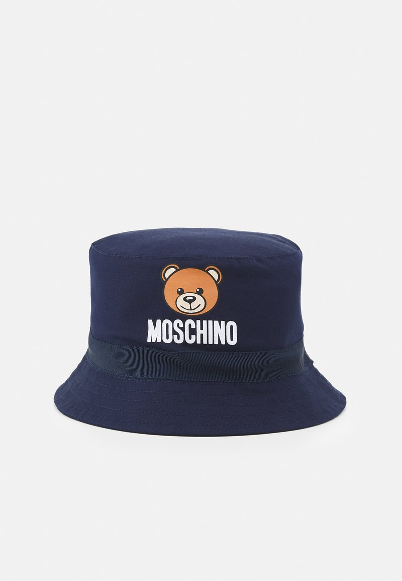 MOSCHINO - HAT WITH GIFT BOX UNISEX - Cappello - blue navy