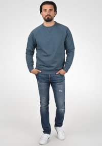 Blend - SWEATSHIRT ALEX - Sweatshirt - blue - 1