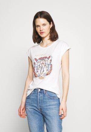 KACRISTY - T-shirts print - chalk