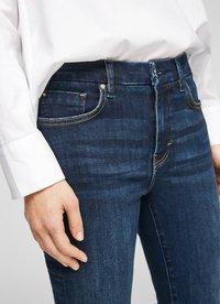 s.Oliver BLACK LABEL - Slim fit jeans - dark blue - 3