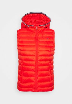 ESSENTIAL PACK VEST - Smanicato - oxidized orange