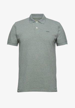 Polo shirt - teal blue