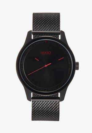 MOVE CASUAL - Zegarek - schwarz
