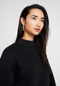 Zign - HIGH COLLAR - Sweater - black - 4