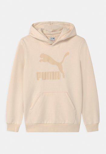 CLASSICS LOGO HOODIE UNISEX - Sweatshirt - off-white