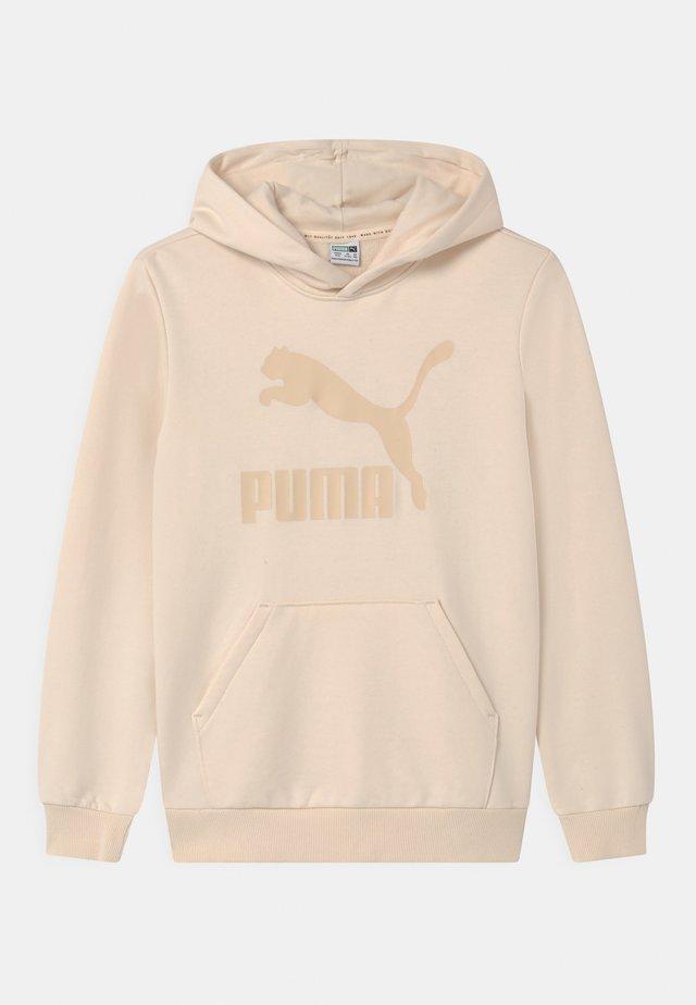 CLASSICS LOGO HOODIE UNISEX - Sweater - off-white