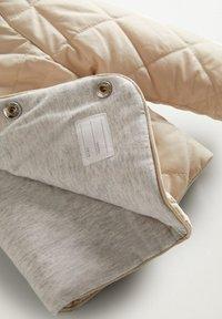 Mango - SAMY - Winter jacket - ecru - 3