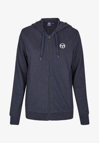 Sergio Tacchini - NEW ELLA  - Zip-up sweatshirt - dark blue - 0