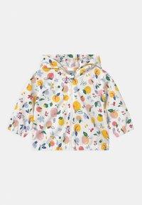 Petit Bateau - COUPE-VENT - Light jacket - marshmallow/multico - 0