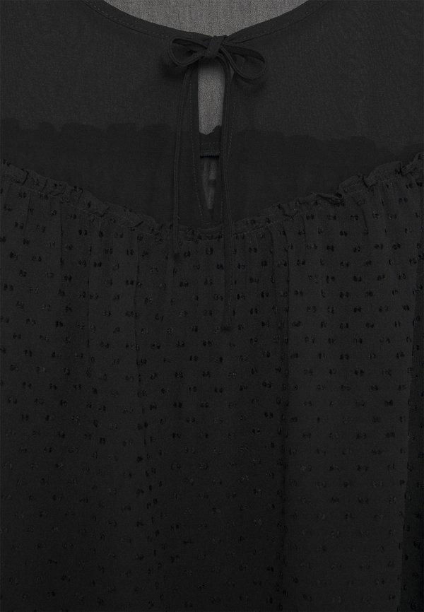 Persona by Marina Rinaldi BENNY - Bluzka - nero/czarny JPAE
