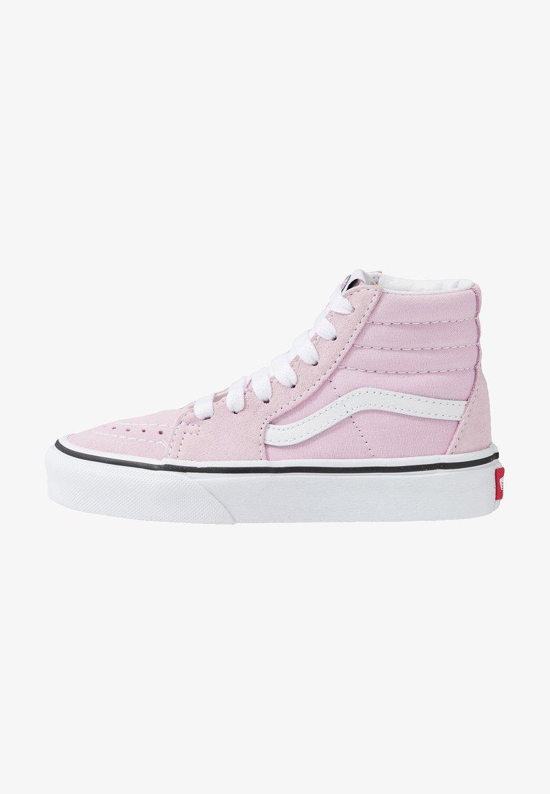 hemisferio triple Caliza  Vans SK8 - Zapatillas altas - lilac snow/true white/rosa - Zalando.es