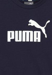 Puma - MINICATSS CREW JOGGER SET - Tepláková souprava - peacoat - 4