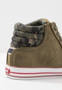 Levi's® - NEW YORK - Sneakers high - khaki - 2
