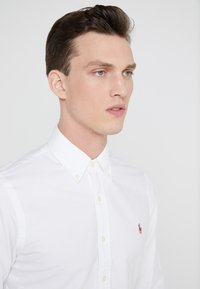 Polo Ralph Lauren - SLIM FIT - Koszula - white - 4