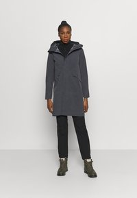 Arc'teryx - SANDRA COAT WOMEN'S - Waterproof jacket - black heather - 1