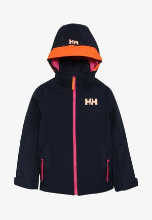 CRYSTAL JACKET - Ski jacket - navy