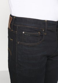 G-Star - 3301 STRAIGHT - Straight leg jeans - aged - 4