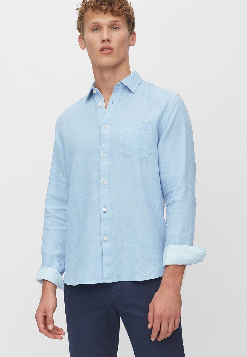 Marc O'Polo - Shirt - light blue