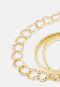 PARFOIS - EXPANSION BELT GENERAL BELTS - Cintura - gold-coloured - 2